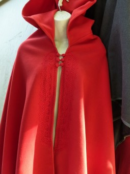 Robe cape