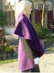 Robe étole